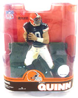 Brady Quinn - Browns