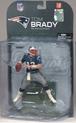 Tom Brady 3 - Series 18 - Patriots