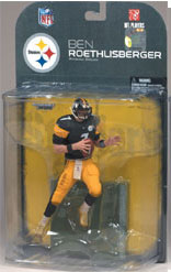 Ben Roethlisberger 2 - Series 18 - Steelers