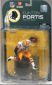 Clinton Portis  2 - Series 19 - Redskins