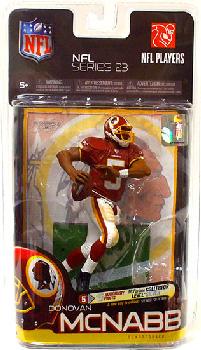 NFL Series 23 - Donovan McNabb - Redskins