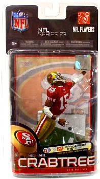 NFL Series 23 - Michael Crabtree - 49ers