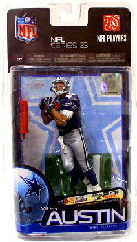 NFL Series 23 - Miles Austin - Cowboys
