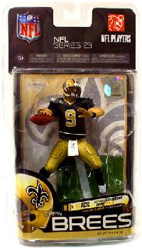 NFL Series 23 - Drew Brees 3 - Saints
