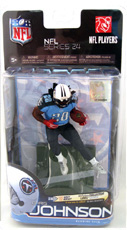 NFL Series 24 - Chris Johnson - Titans