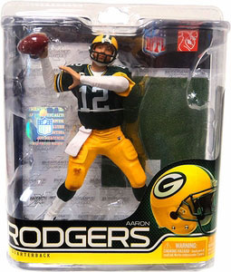NFL 27 - Aaron Rodgers 3 - Green Bay Packers
