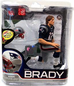 NFL 27 - Tom Brady 4 - Patriots