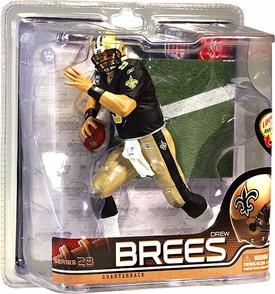 NFL Series 28 - Drew Brees - New Orleans Saints