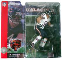 Brian Urlacher Series 2 White Variant