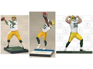 NFL 3-Pack: Packers Championship - Rodgers, Matthews, Jennings