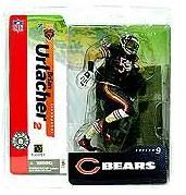 Brian Urlacher Series 9 Black Pants Variant