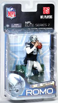 NFL Elite Series 2 - Tony Romo - Cowboys