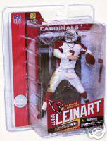 Collectors Club Exclusive - Matt Leinart - Arizona Cardinals