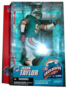 Jason Taylor Miami Dolphins - Exclusive