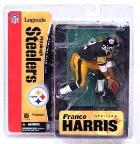 NFL Legends Series 1 - Franco Harris - Steelers