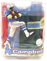 NFL Legends Series 3 - Earl Campbell - Oilers