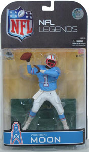 Warren Moon - Blue Sleeves Variant
