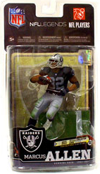 NFL Legends 6 - Marcus Allen - Raiders