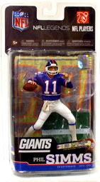 NFL Legends 6 - Phil Simms - Giants