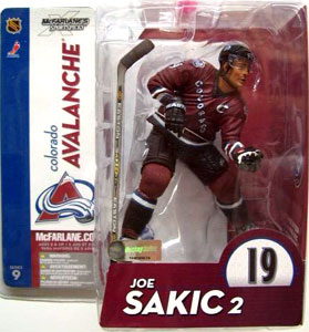 Joe Sakic Series 9 Variant