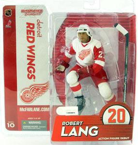 Robert Lang - Red Wings