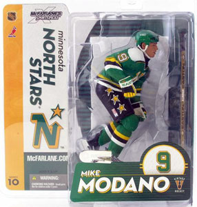 Mike Modano Series 10 - North Stars