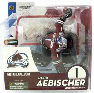 David Aebischer - Avalanche