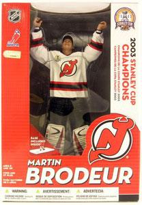 12 Inch Martin Brodeur - Devils
