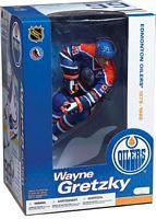 12-Inch Wayne Gretzky Edmonton Oilers Blue Jersey