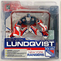 Henrik Lundqvist - NY Rangers