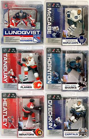 NHL Series 13 Set of 6