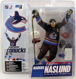 NHL Series 14 - Markus Naslund 2 - Canucks
