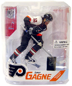 Simon Gagne - Flyers - Black Jersey Variant