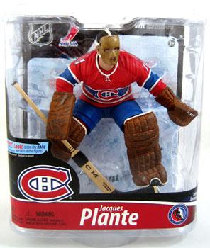 NHL 2011 Exclusives - Jacques Plante - Canadiens