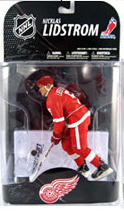 NICKLAS LIDSTROM 2 - Series 20 - Red Wings