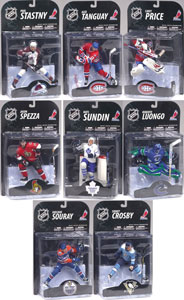 Mcfarlane NHL Series 21 - Set of 8
