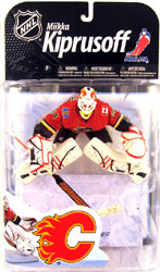 NHL 22 - Miikka Kiprusoff 2 - Red Jersey Regular