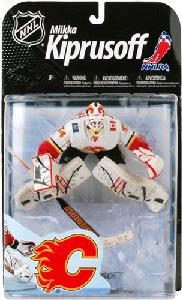 NHL 22 - Miikka Kiprusoff 2 - White Jersey Variant