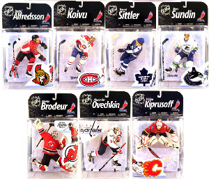 Mcfarlane Sports NHL Series 22 - Set of 7