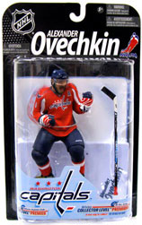 NHL 23 - Alexander Ovechkin - Capitals - Red Jersey Regular