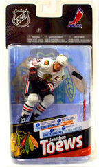 NHL 24 - Jonathan Toews - Blackhawks - White Jersey Regular