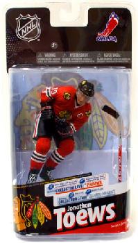 NHL 24 - Jonathan Toews - Blackhawks - Red Jersey Variant