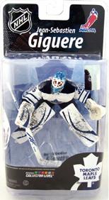 NHL 26 - Jean-Sebastian Giguere - Maple Leafs