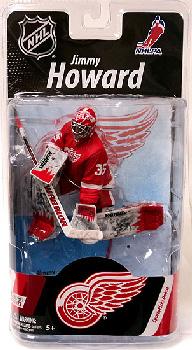 NHL Series 27 - Jimmy Howard - Red Wings