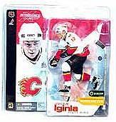 JAROME IGINLA Series 4 - Calgary Flames