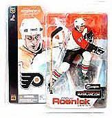 JEREMY ROENICK Series 4 Philadelphia Flyers White Jersey