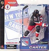 Anson Carter - NY Rangers