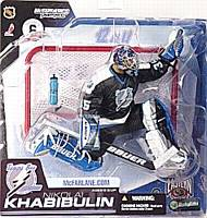 Nikolai Khabibulin Lightning Black Jersey