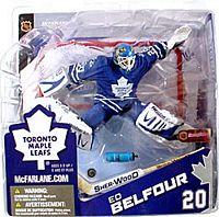 Ed Belfour Blue Jersey Variant
