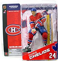 Chris Chelios - Canadiens